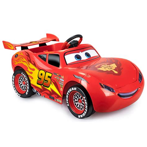 Mcqueen For by Lightning Mcqueen Ride On Car Ride On Cars For Children