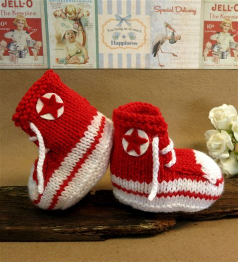 knitted converse baby booties pattern knit baby booties converse hi tops white toddler shoes