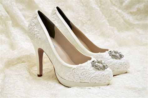 custom bridal shoes lace covered wedding shoes custom colors 120 choices by
