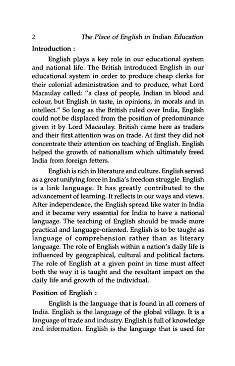 Education In India Essay by Essay Writing On Education In India