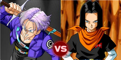 trunks vs androids z characters tournament winner vegeta z fanpop page 12