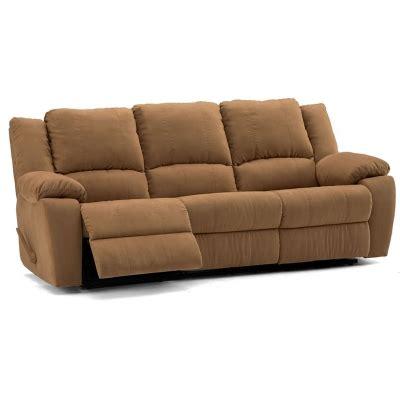 palliser luca reclining sofa palliser leather reclining sectional