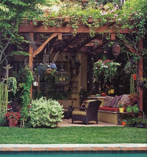 Backyard Pagoda Pictures by Pagoda And Outdoor Seating Garden Ideas