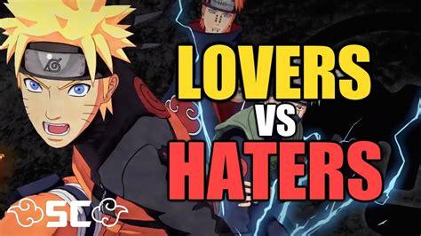 boruto lovers lovers vs haters naruto to boruto shinobi striker