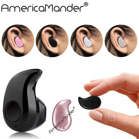 Headset Wireless Mini Micro Sport Bluetooth Earphone S530 pc portable reviews shopping pc portable reviews on aliexpress