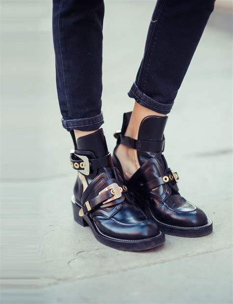 Cut Out Boots by Try This Look Cut Out Ankle Boots Wondermika