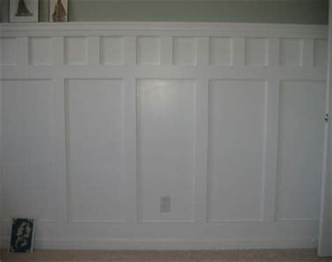 Premade Wainscoting Boxes Help With Board Batten Or Frame Panel Wainscoting Help