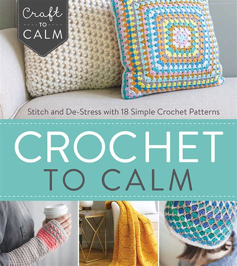 pattern html book crochet to calm book review and pattern excerpt the