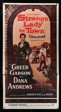 some strange corners of our country the of the southwest classic reprint books emovieposter 4j681 strange in town 3sh 55 greer
