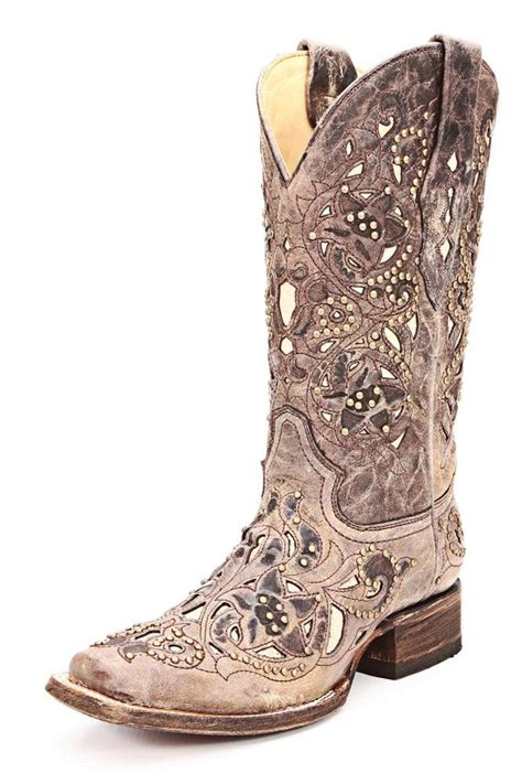 pretty boots corral vintage bone inlay boots shoes and