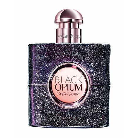 black opium nuit blanche la nouvelle eau de parfum d yves