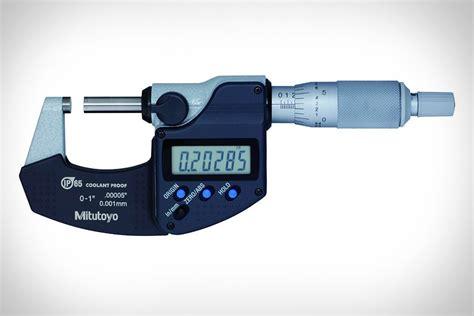 Digital Mitutoyo mitutoyo digital micrometer uncrate