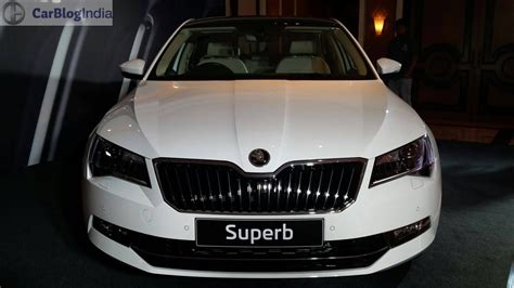new skoda superb 2016 price in india mileage