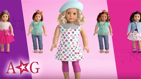 design american girl doll create your own new experience from american girl truly