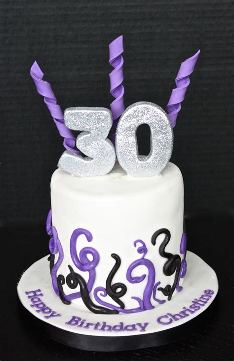 30th Birthday Cake by Birthday Cakes Recipe For For Boys Form Images