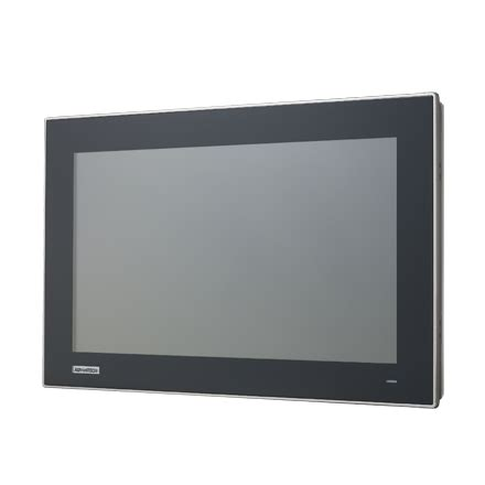 """fpm 7151w 15.6"""" industrial monitor with projected"""