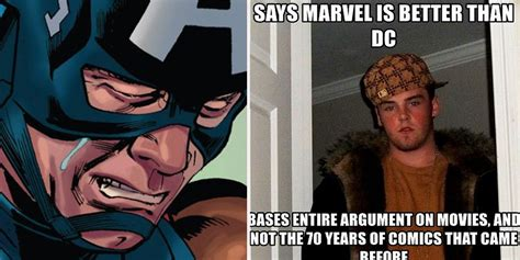 Dc Comics Memes - incredible memes that show dc is better than marvel