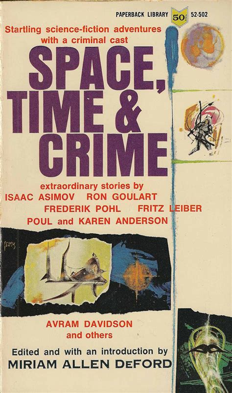 forgotten books 396 space time crime edited by miriam