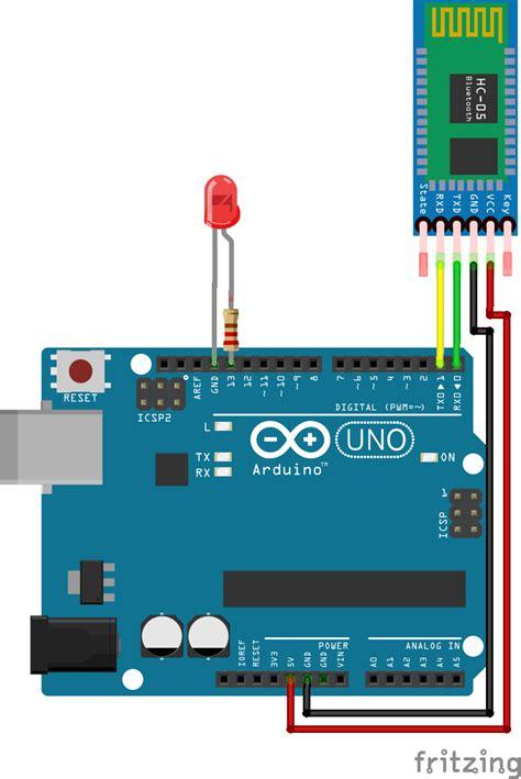 tutorial android bluetooth arduino arduino bluetooth basic tutorial arduino project hub