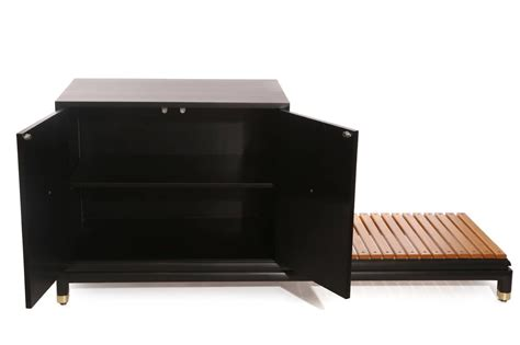 bench chest furniture renzo rutili for johnson chest with bench for sale at 1stdibs