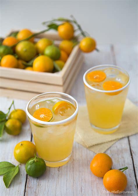 Calamansi Detox Diet by Calamansi Drink Recipe Besto