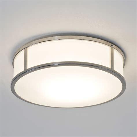 astro mashiko bathroom ceiling light polished chrome