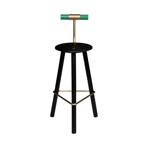 Tripod C Stool by Tripod Barstool For Sale At 1stdibs
