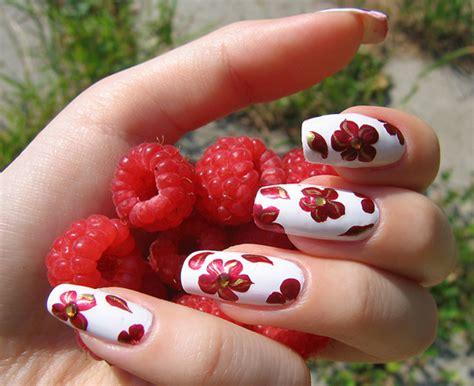 berry design berry nail design nail design from coolnailsart
