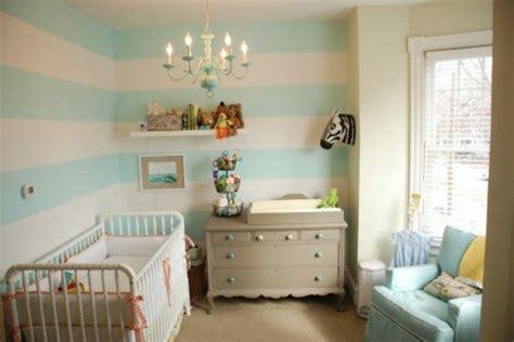 babyzimmer tapeten  kreative und originelle ideen