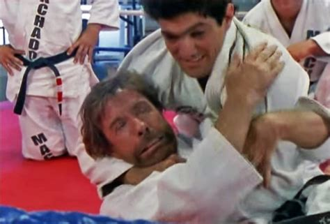 bjj black belt chuck norris tells his jiu jitsu story