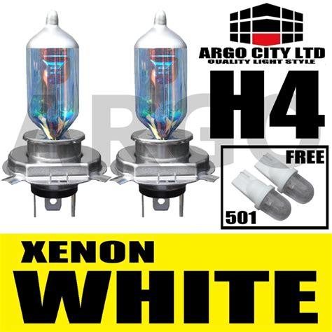 lada h4 xenon h4 xenon white headlight bulbs peugeot 106 107 206 306