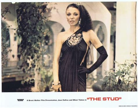 The Stud the stud 1978 lobby card 3 joan collins
