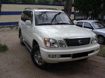 automotive repair manual 2008 lexus lx electronic throttle control 2002 lexus lx470 pics gasoline automatic for sale