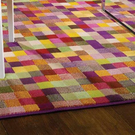 funky kitchen rugs flair rugs retro funky pixel rug multi 160 x 225 cm co uk kitchen home home