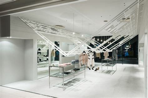 Retail Ceiling Design by Void Space 187 Retail Design