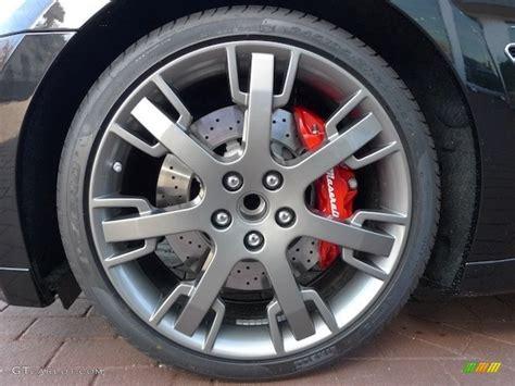 maserati trident wheels black trident wheels on gt maserati forum