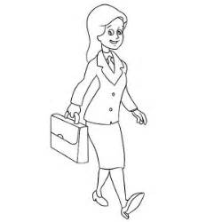 is working her business coloring pages best place