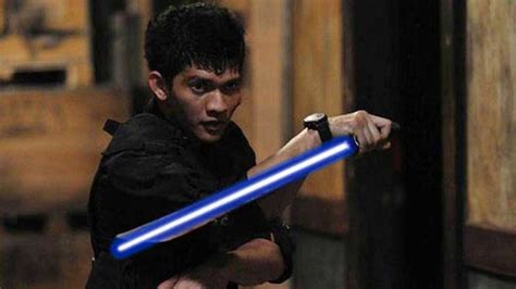 iko uwais jadi apa di film star wars bakal jadi siapa trio the raid di star wars the force