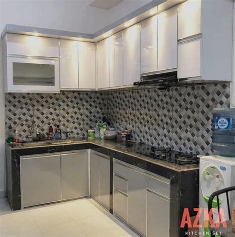 kitchen set murah depok kota azka kitchen set