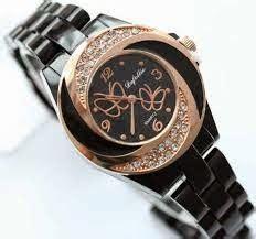 Jam Tangan Wanita Terbaru Keren Dan Elegan Bregenz Skmei foto gambar model jam tangan wanita mewah elegan terkenal terbaru modern import lagi trend 2017