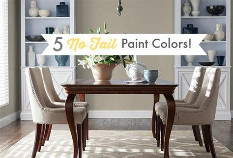 5 no fail paint colours the creek line house