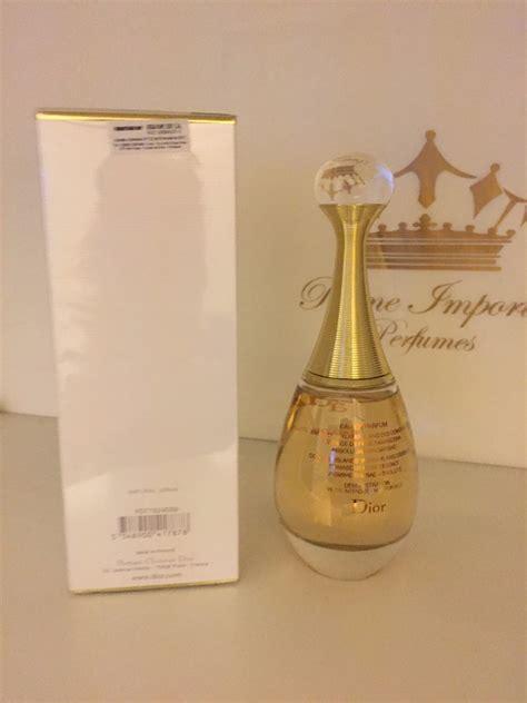 Parfum J Adore Original jadore 100 ml eau de parfum original r 429