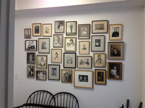 ideas for hanging family photos on the wall westvillage ilevel