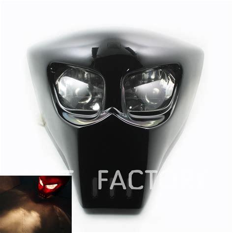 Motorrad Verkleidung Maske by Kaufen Gro 223 Handel Maske Scheinwerfer Aus China