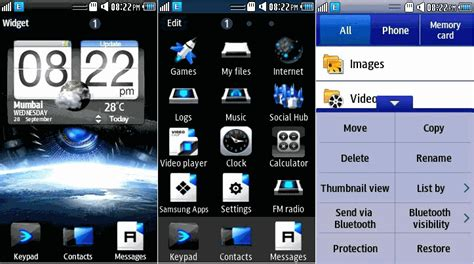 themes love samsung samsung wave 525 love themes