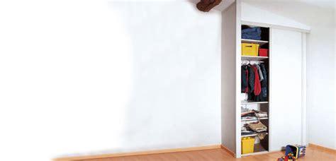 installer un placard sous les combles