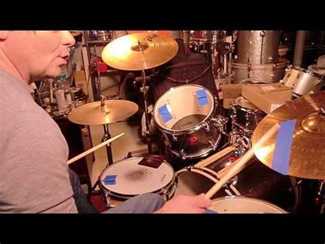 zz top s la grange drum lesson