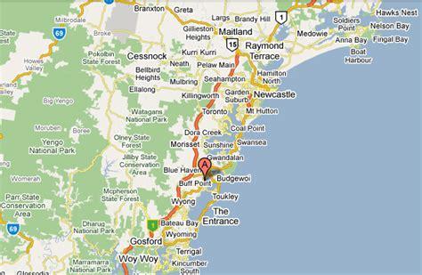 central coast australia map furniture to central coast nsw
