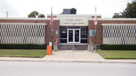 Volusia County Clerk Of Court Search E Roth Clerk Of The Circuit Court Volusia County Florida
