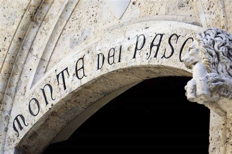 monte dei paschi di siena address italy details eu deal to tackle bad bank loans wsj